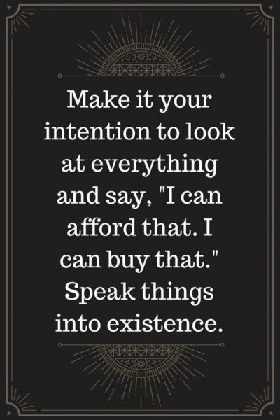 Law Of Attraction Sayings