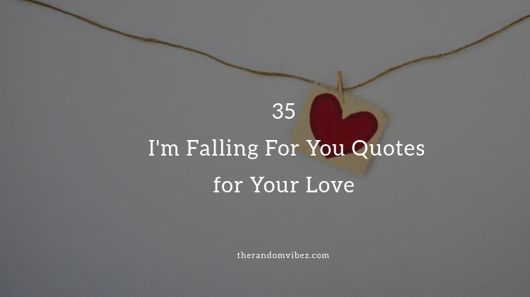 In how falling are love to you know Falling In