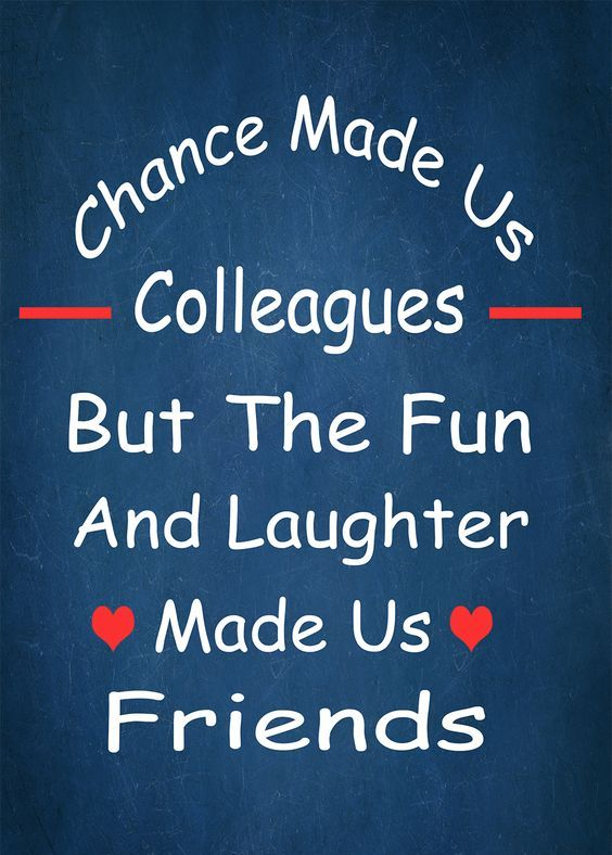 60 Best Coworker Friendship Quotes, Messages and Captions