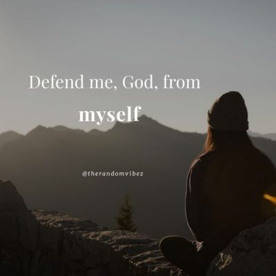 Defend Yourself Quotes Images