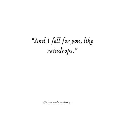 Falling you Quotes for Him
