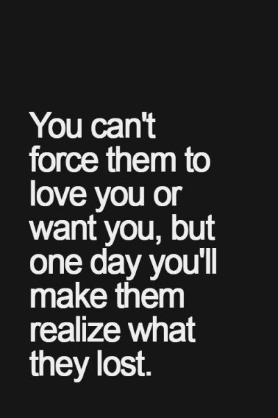 Forced Love Quotes