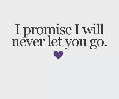 I Will Never Leave You Quotes For Her