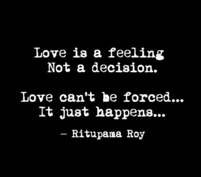 Inspirational Forced Love Sayings