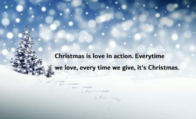 Inspiring Christmas Quotes