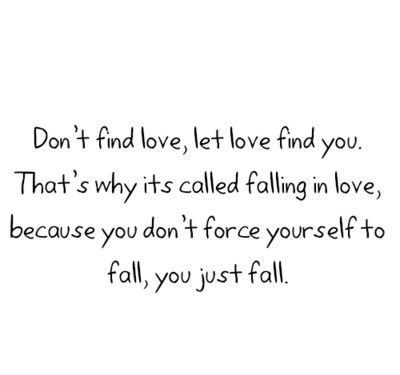 Inspiring Quotes To Stop Forcing Love