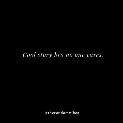 No One Cares Images With Quotes