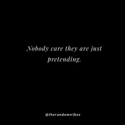 Nobody Cares Quotes