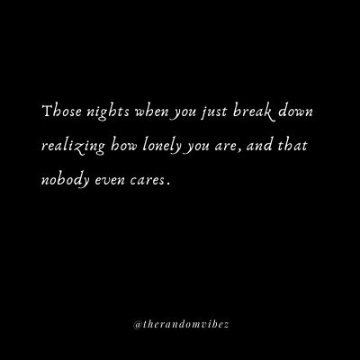 Nobody Truly Cares Quotes