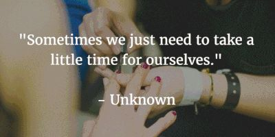 Pamper Yourself Sayings