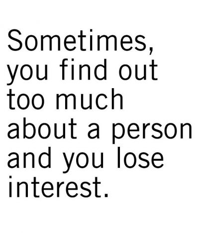 Picture Quotes About Losing Interest