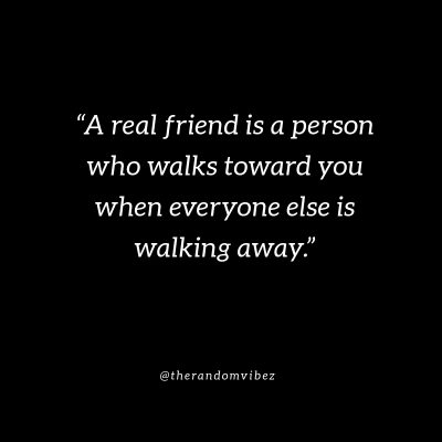 Quotes About True Friendship
