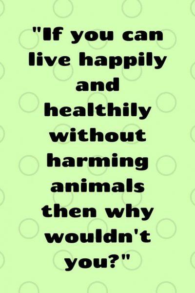 Truthful Vegan Quotes