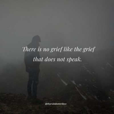 Uplifting Grief Quotes Images
