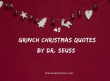Best Grinch Quotes