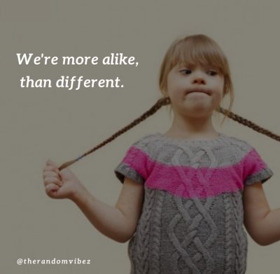 Down Syndrome Quotes Images