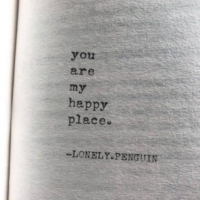Happy Place Love Quotes
