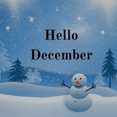 Hello December 2020 Pictures