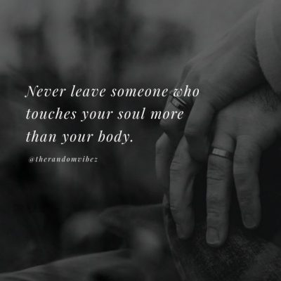 I Will Never Leave You Quotes Images