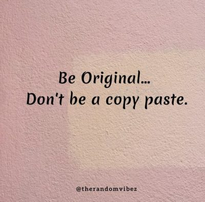 Inspirational Copy And Paste Quotes