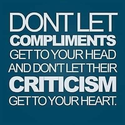 Motivational Constructive Criticism Quotes