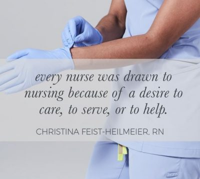 Motivational Proud To Be A Nurse Sayings