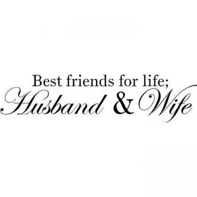 My Husband Best Friend Quotes