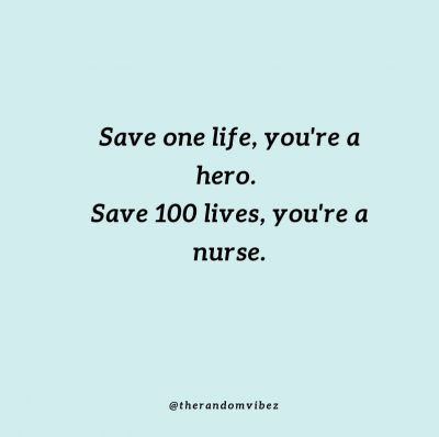 Proud Nursing Quotes Pictures