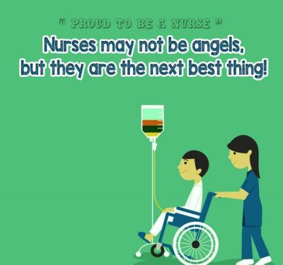 Proud To Be A Nurse Quotes