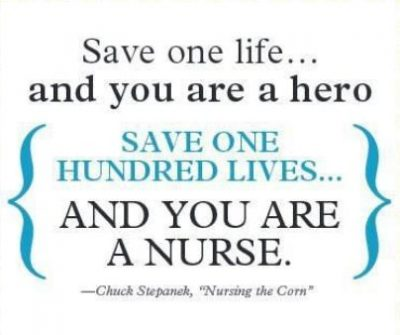 Quotations To Make You Feel Proud To Be Nurse