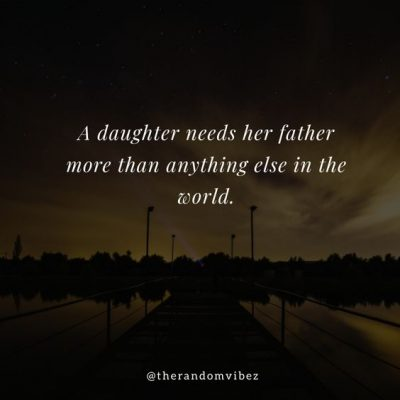 Quotes About Having No Father