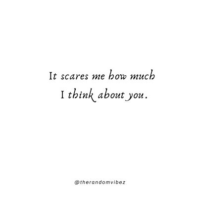 Scared Of Love Quotes