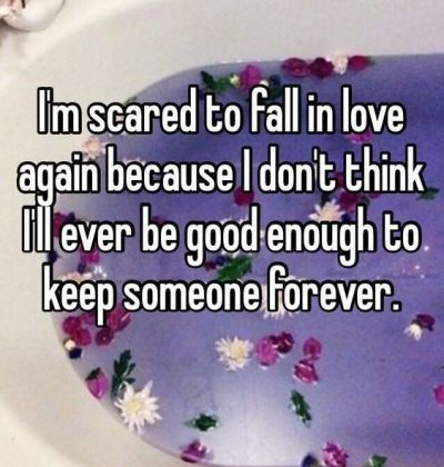 Scared To Fall In Love Images