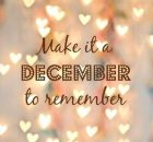 Sweet December Sayings