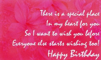 Upcoming Birthday Picture Quotes