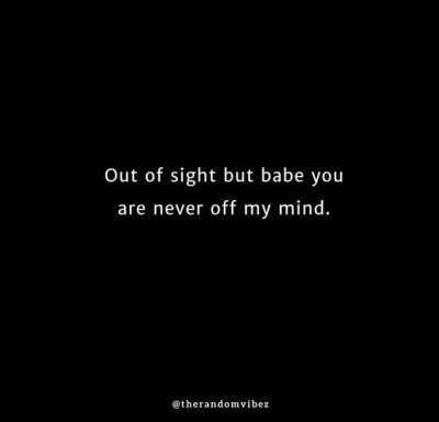 Baby I Miss You Quotes