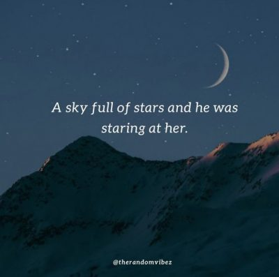 Beautiful Stars Love Quotes