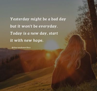 Brand New Day Quotes