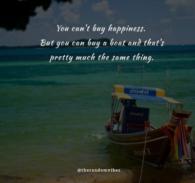 Cute Boat Lovers Quotes