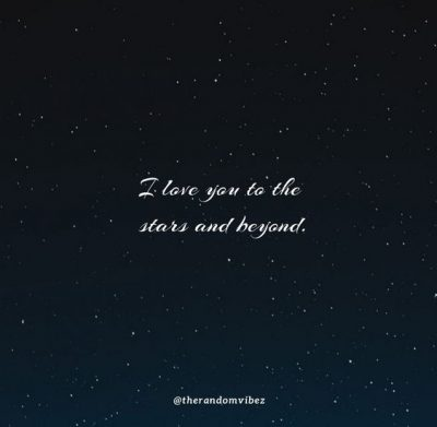 Deep Quotes About Stars And Love