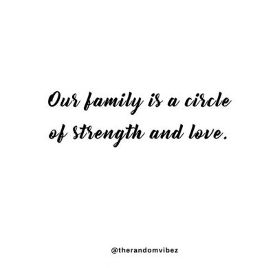 Family Quotes About Strength