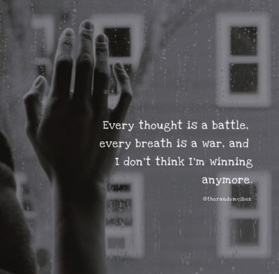 Feeling Useless and Worthless Quotes