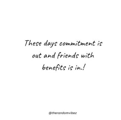 Friends With Benefits Humor Quotes