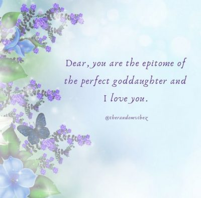 GodDaughter Blessings Quotes