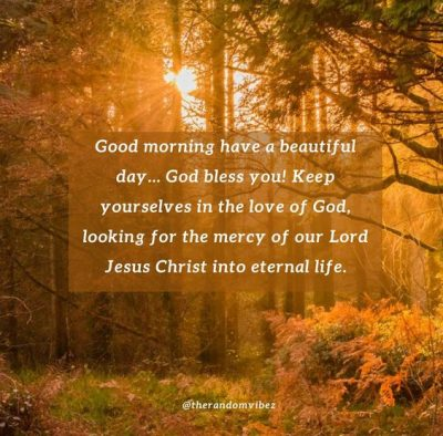 Good Morning God Christian Quotes