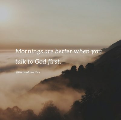 Good Morning Religious God Quotes