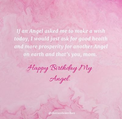Happy Birthday Paragraph For Mom