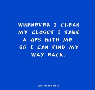 Housekeeping Funny Quotes