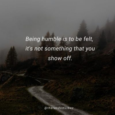 Humble Quotes Images