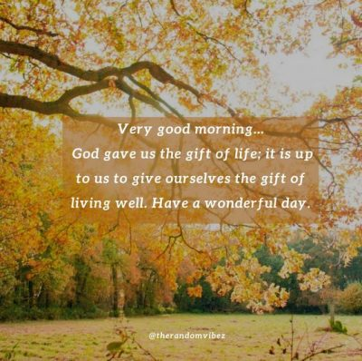Inspirational Good Morning God Quotes